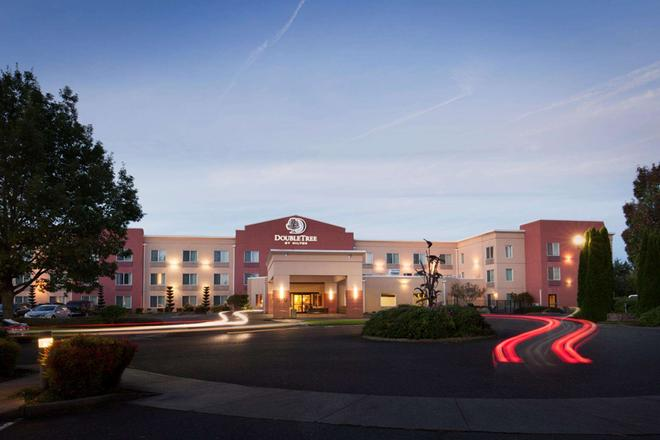DoubleTree by Hilton Vancouver, Washington - Βανκούβερ - Κτίριο