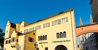 ACHAT Plaza Herzog am Dom Regensburg - Ratisbona - Edificio