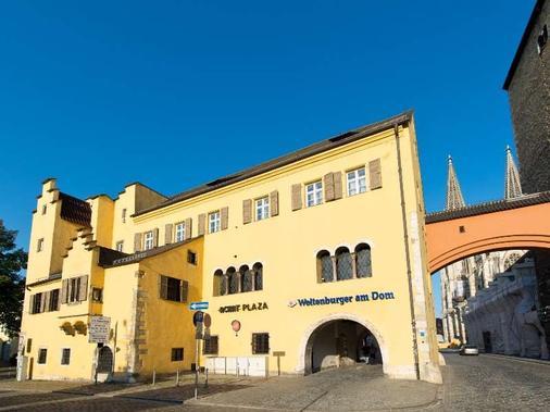 ACHAT Plaza Herzog am Dom Regensburg - Ρέγκενσμπουργκ - Κτίριο