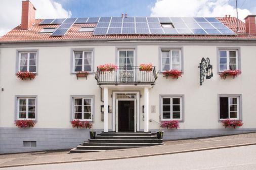 Landpartie - die Brasserie - Saint Wendel - Edificio