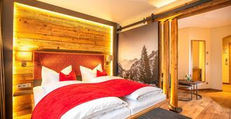 Hotel zur Post - Ruhpolding - Quarto