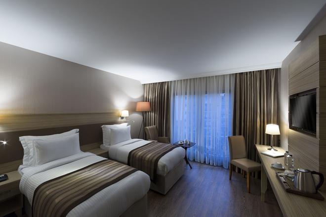 Regard Hotel - Istanbul - Bedroom