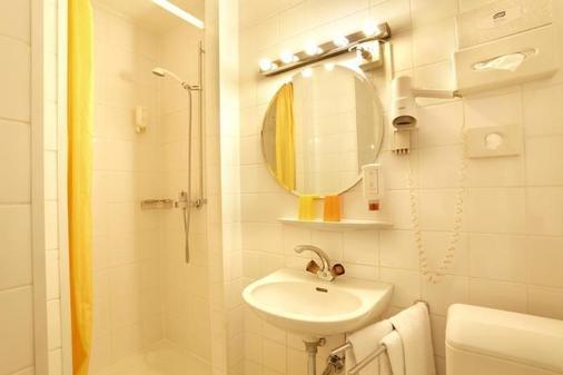 日內瓦托爾酒店 - 日內瓦 - 日內瓦 - 浴室