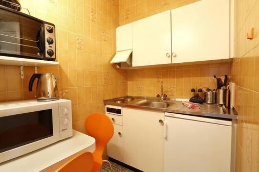 日內瓦托爾酒店 - 日內瓦 - 日內瓦 - 廚房