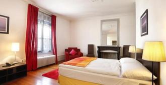 Torhôtel Genève - Geneva - Phòng ngủ