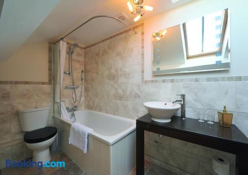 Priory Hotel - Grange-over-Sands - Bathroom