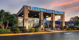 Rodeway Inn & Suites Fort Lauderdale Airport & Cruise Port - Fort Lauderdale - Rakennus