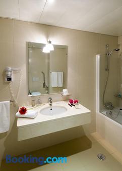 Hotel Coracao De Fatima - Fátima - Bathroom