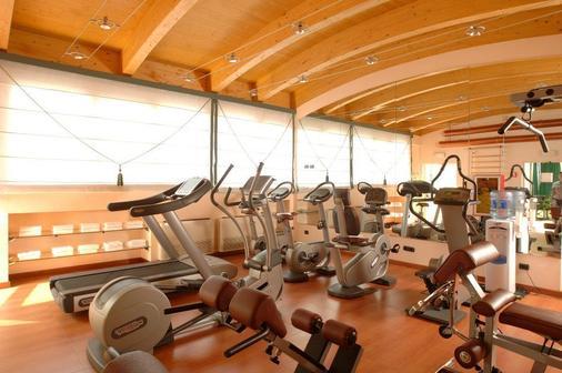 Best Western Antares Hotel Concorde - Milan - Gym
