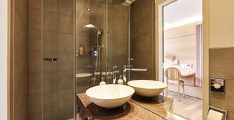 Steinenschanze Stadthotel - Basel - Banheiro