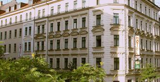 Galerie Hotel Leipziger Hof - Leipzig - Bygning
