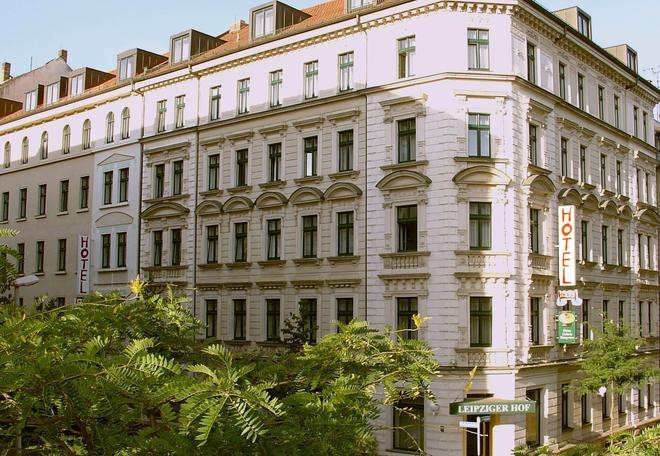 Galerie Hotel Leipziger Hof - Leipzig - Rakennus