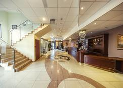 Hotel Conrad - Cracovia - Recepción