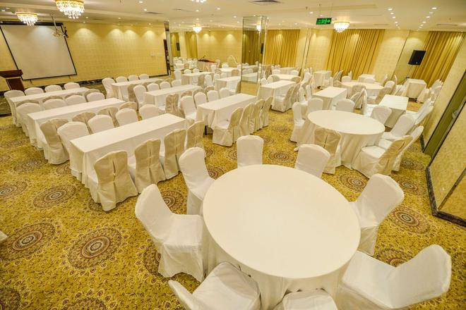 Crown Town Hotel - Jeddah - Banquet hall