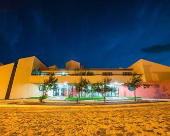 Hotel Amarração - Luís Correia (Piauí) - Gebouw
