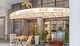 Hotel Bären am Bundesplatz - Berna - Edificio