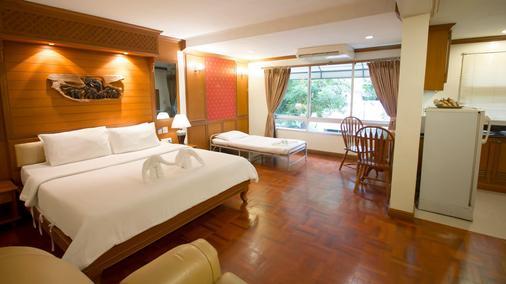 Royal Ivory Sukhumvit Nana By Compass Hospitality - Bangkok - Makuuhuone