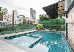 Royal Ivory Sukhumvit Nana By Compass Hospitality - Bangkok - Pool