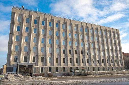 Biz Apartment Solna - Solna - Gebäude