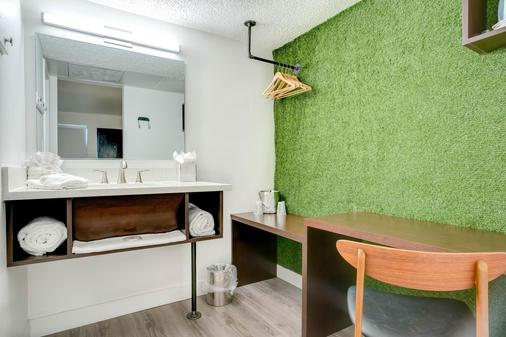 Downtowner Motel - Las Vegas - Kylpyhuone