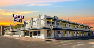 Downtowner Boutique Hotel - לאס וגאס - בניין