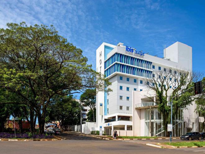 伊瓜蘇弗茲宜必思快捷飯店 - 伊瓜蘇市 - 建築