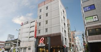 Hotel RELIEF Kokura station - קיטאקיושו - בניין