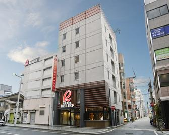 Hotel RELIEF Kokura station - Kitakyushu - Building