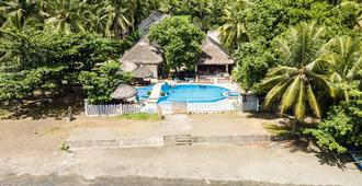 Agm Beachfront Resort & Resto - Donsol - Pool