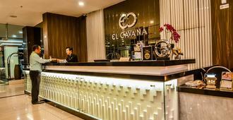 El Cavana Hotel - Bandung - Building