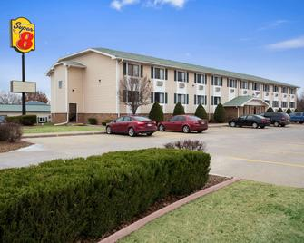 Super 8 by Wyndham Pittsburg KS - Pittsburg - Building