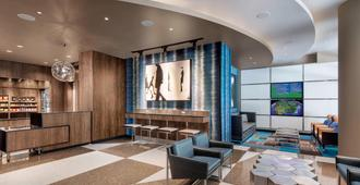 Fairfield Inn & Suites Chicago Downtown / Magnificent Mile - Σικάγο - Σαλόνι ξενοδοχείου