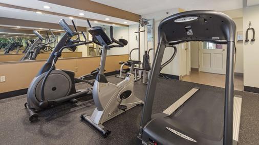 Best Western Southside Hotel & Suites - Τζάκσονβιλ - Γυμναστήριο