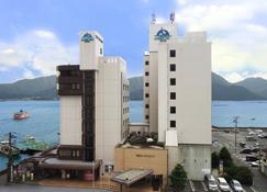 Miyajima Coral Hotel - Hatsukaichi - Rakennus