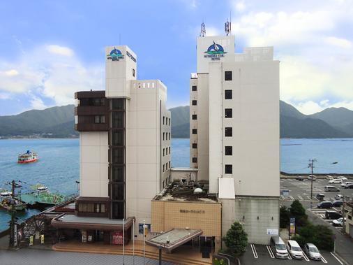 宮島珊瑚飯店 - 廿日市市 - 建築