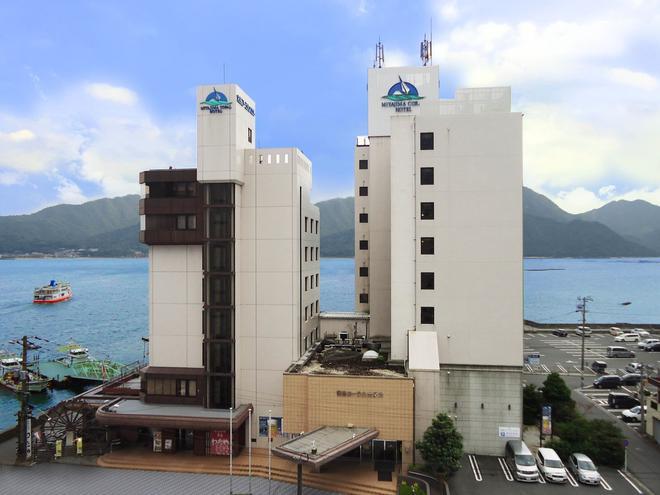 Miyajima Coral Hotel - Hatsukaichi - Building