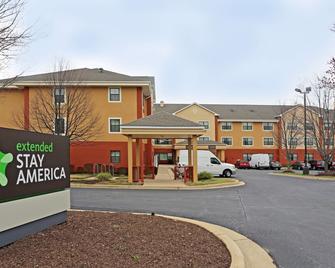Extended Stay America - Washington, D.C. - Germantown - Milestone - Germantown - Building
