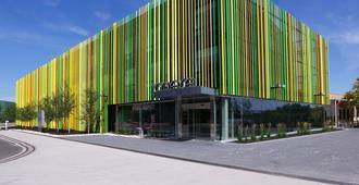 Mere Hotel - Winnipeg - Edificio