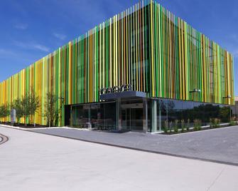 Mere Hotel - Winnipeg - Edifício
