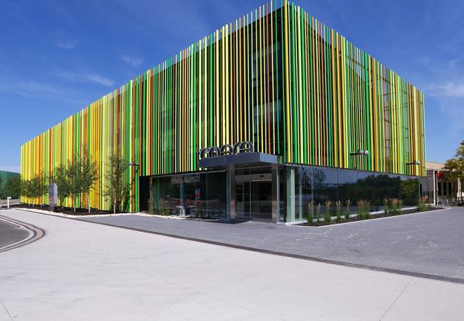 Mere Hotel - Виннипег - Здание