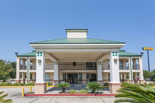 Super 8 by Wyndham Slidell - Slidell - Rakennus