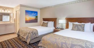 Days Inn by Wyndham San Diego Hotel Circle - סן דייגו - חדר שינה