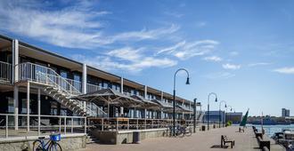 Smiltynes Jachtklubas - Klaipėda - Gebäude