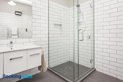 Homelea Bed and Breakfast - Christchurch - Bathroom