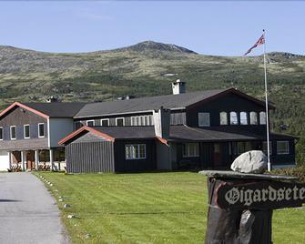 Øigardseter Fjellstue - Høvringen - Building