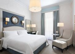 Hotel Le Royal Meridien Bristol w Warszawie - Warszawa - Sypialnia