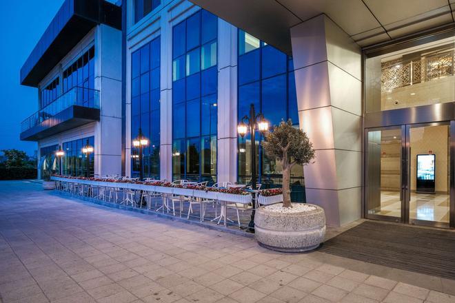 Clarion Hotel Istanbul Mahmutbey - Κωνσταντινούπολη - Κτίριο