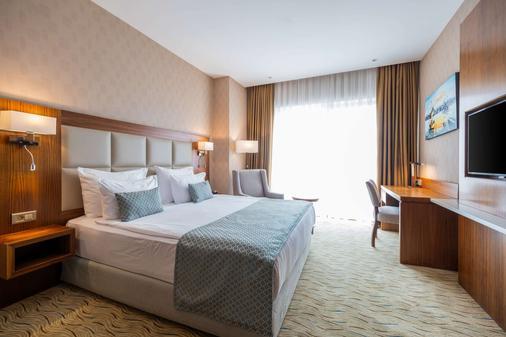Clarion Hotel Istanbul Mahmutbey - Κωνσταντινούπολη - Κρεβατοκάμαρα