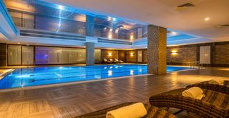 Clarion Hotel Istanbul Mahmutbey - איסטנבול - בריכה