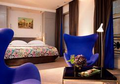 Le Pradey - Pariisi - Makuuhuone
